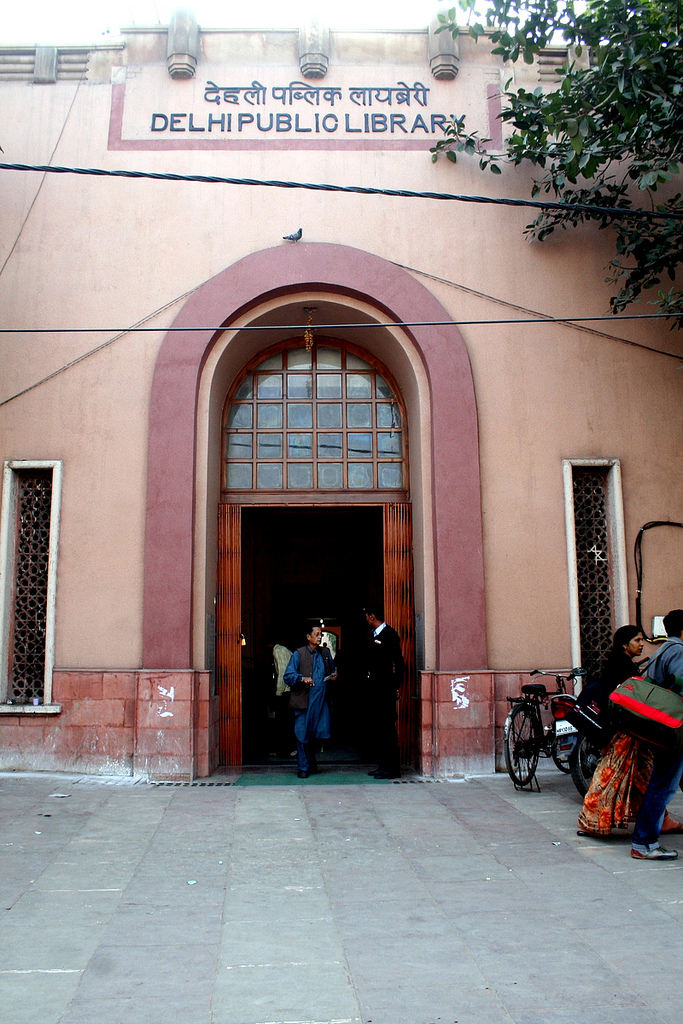 Delhi Public Library Delhi, Delhi Public Library | The Library was established in 1951 a… | Flickr