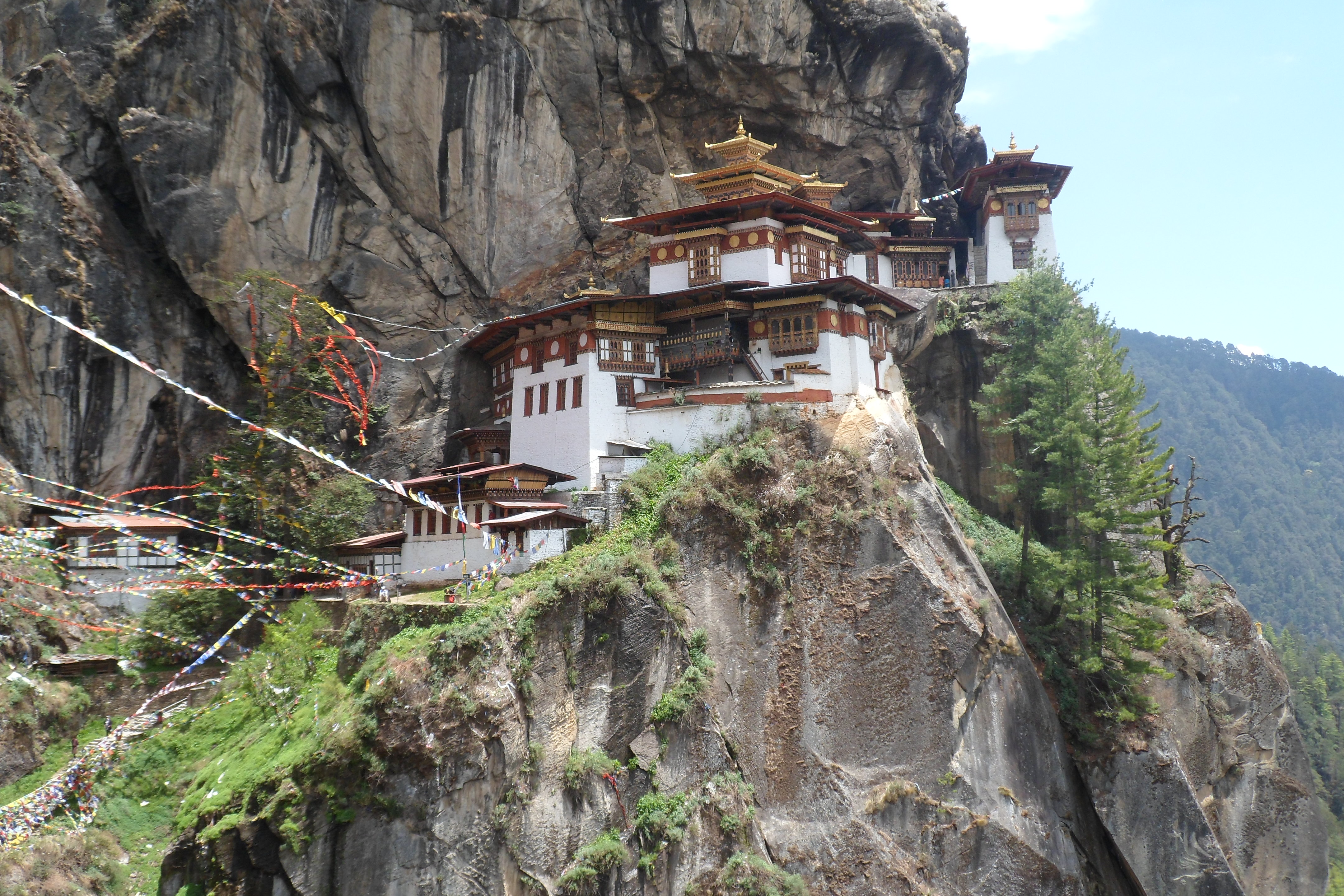 Dilgo Khyentse Rinpoche's Residence Memorial House Upper Paro Valley, May | 2013 | The Rishman Blog