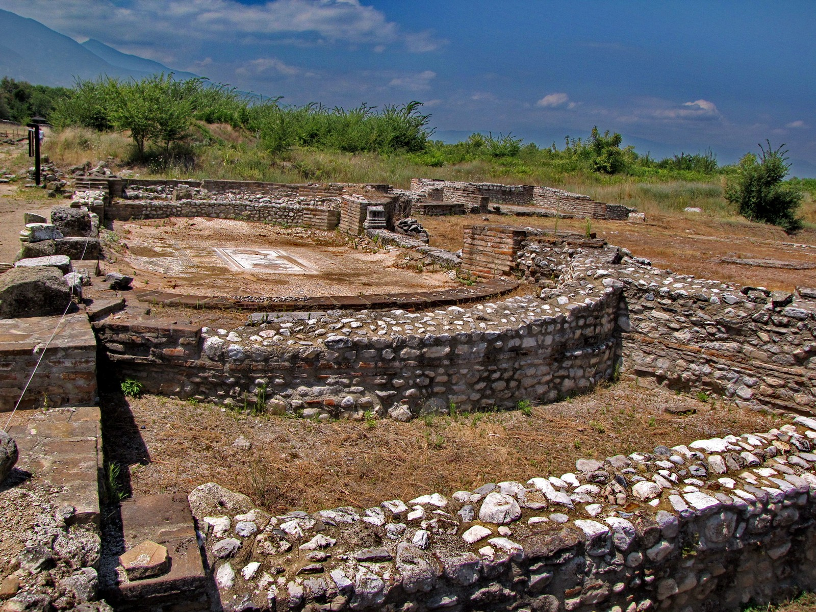 Dion Archaeological Site Thessaloniki and Central Macedonia, What to see | Poseidon Palace | Four Stars Hotel