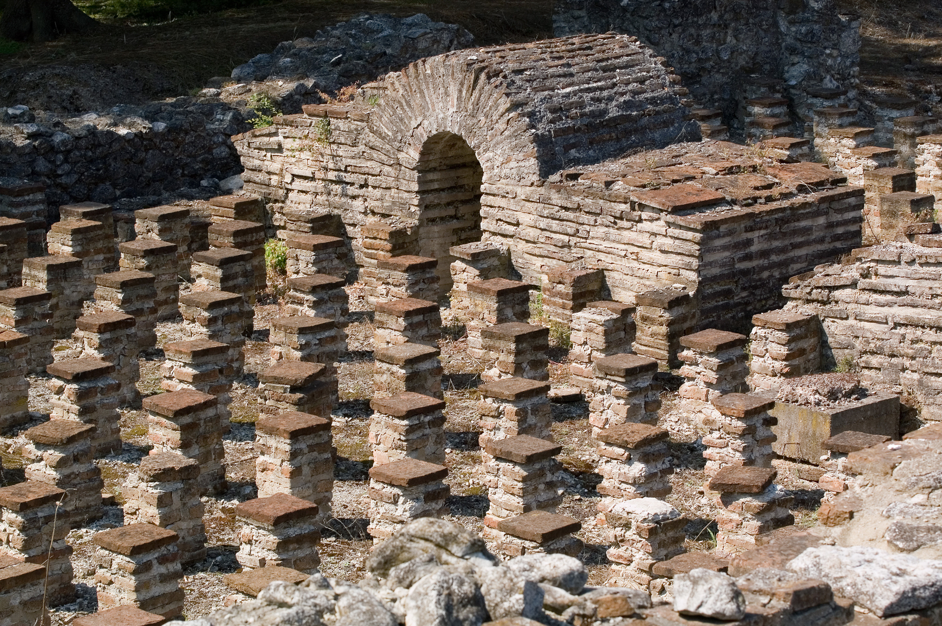 Dion Archaeological Site Thessaloniki and Central Macedonia, DION: THE HOLY CITY OF MACEDONIANS