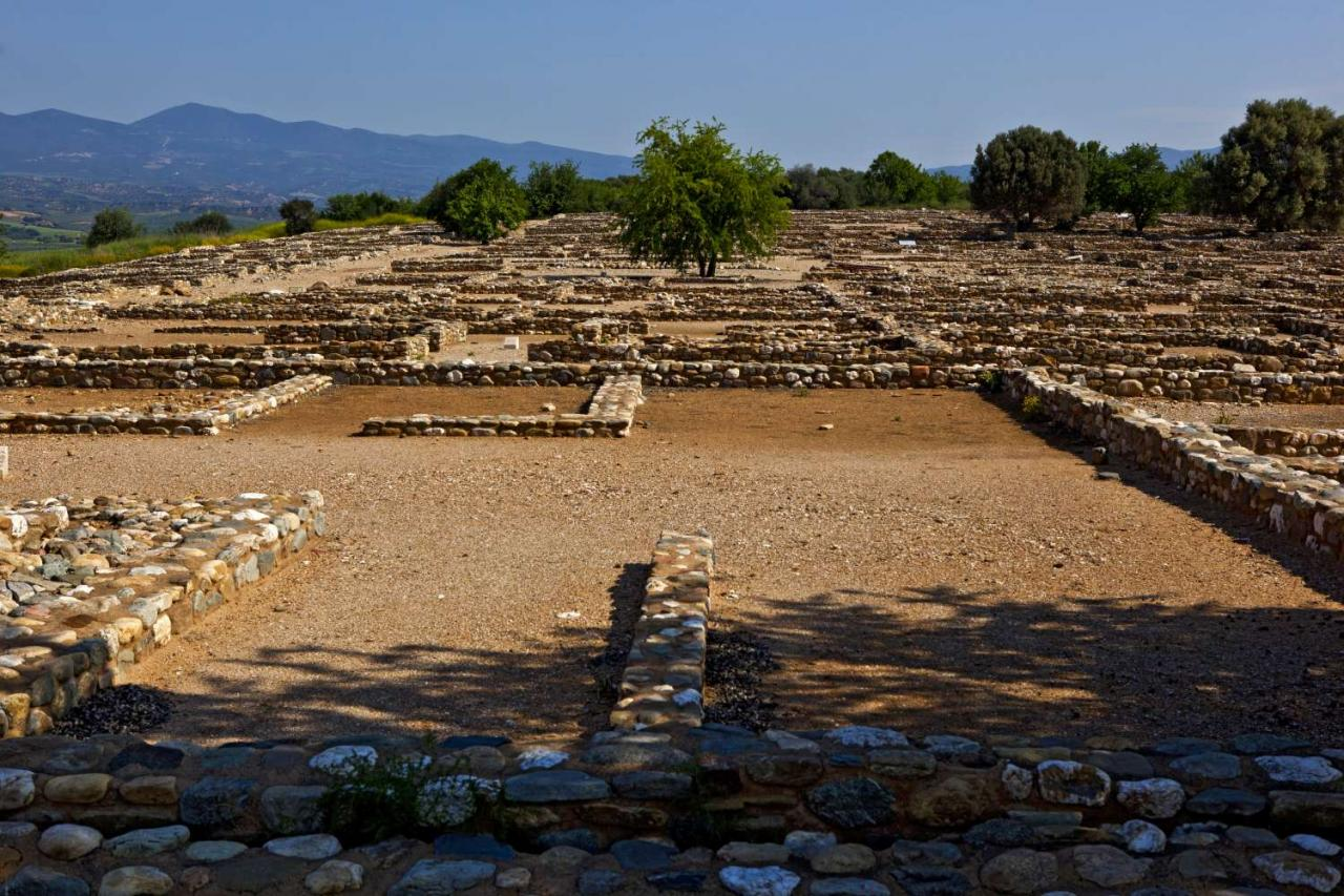 Dion Archaeological Site Thessaloniki and Central Macedonia, Historical Highlights | Escape Greece