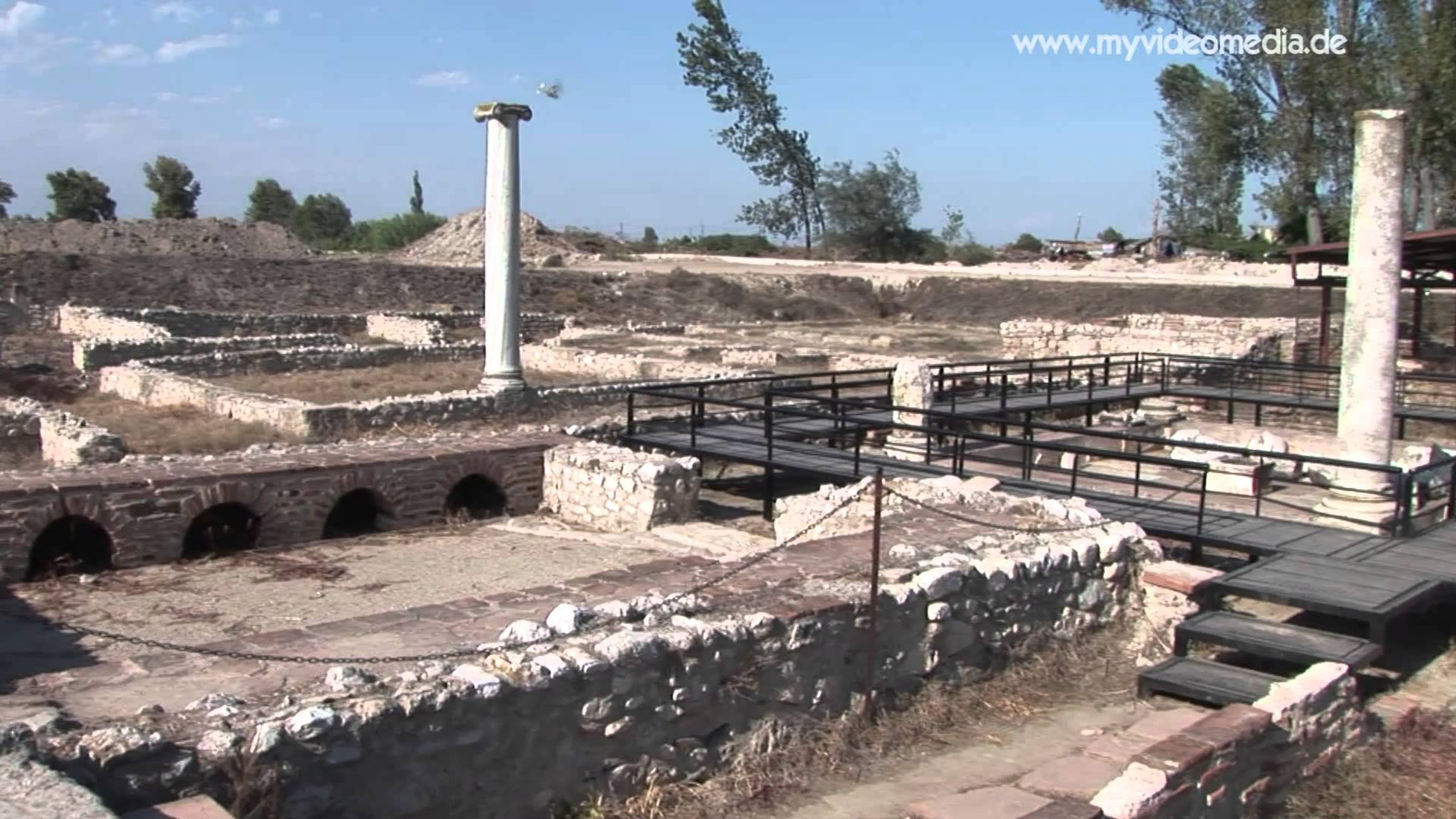 Dion Archaeological Site Thessaloniki and Central Macedonia, Dion, Macedonia - Greece HD Travel Channel - YouTube