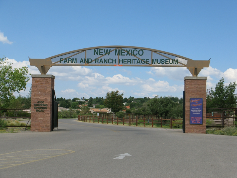 Discovery Children's Museum Las Vegas, 365 Things To Do In Southern NM: Day 10 - NM Farm and Ranch ...