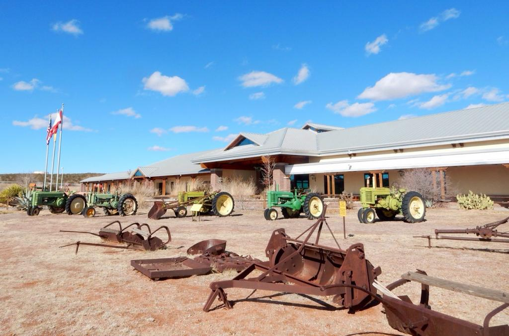 Discovery Children's Museum Las Vegas, Winds of Destiny - RVLife: New Mexico Farm & Ranch Heritage Museum ...