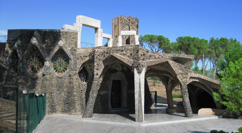 Disseny Hub Barcelona, Gaudi's unknown secret near Barcelona | Cultural Travel Guide