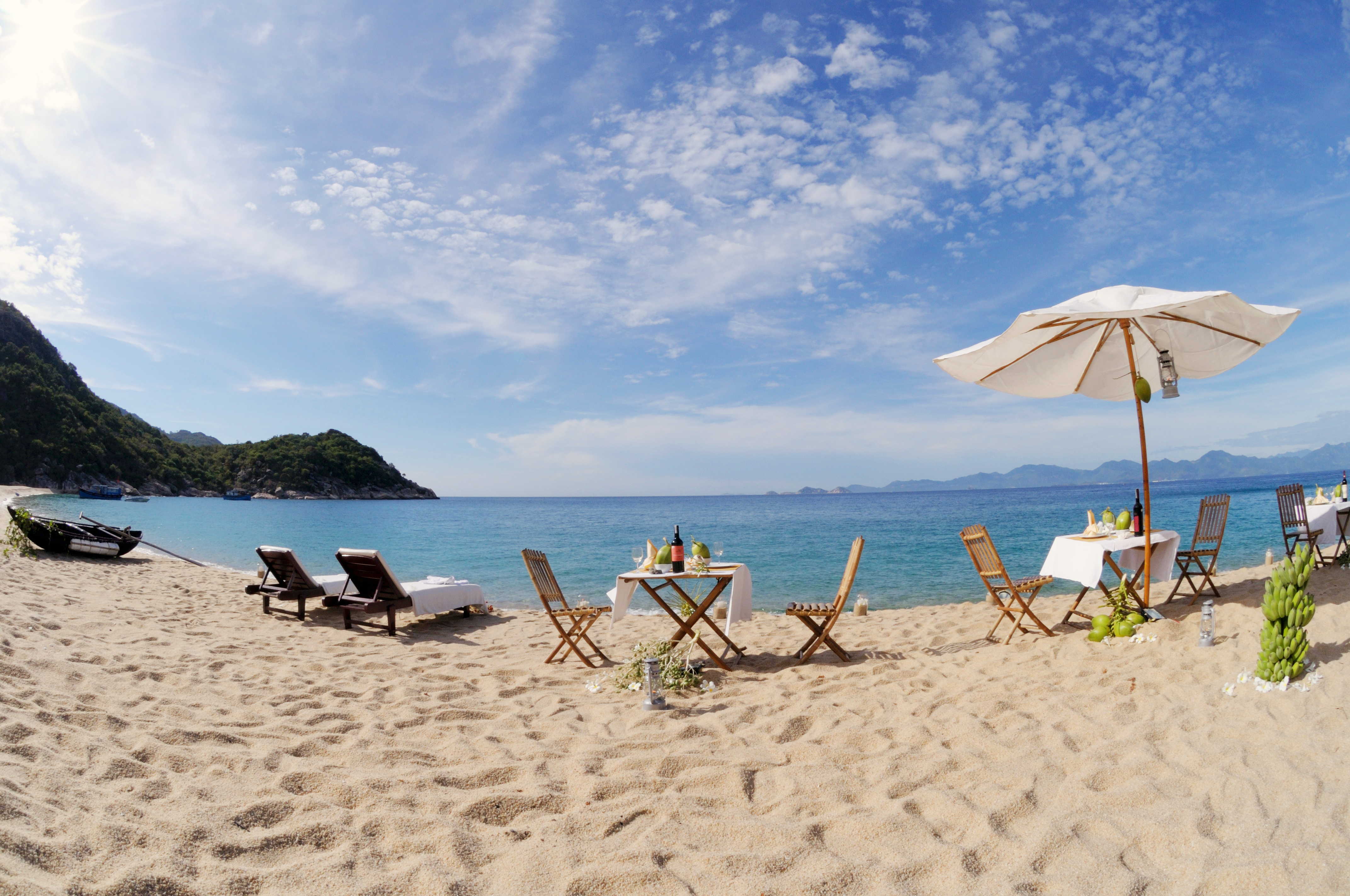 Doc Let Beach The South-Central Coasts and Highlands, Top 10 best beaches in Viet Nam