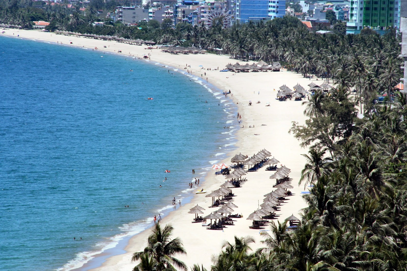 Doc Let Beach The South-Central Coasts and Highlands, Doc Let Beach   Vietnam Travel Magazine