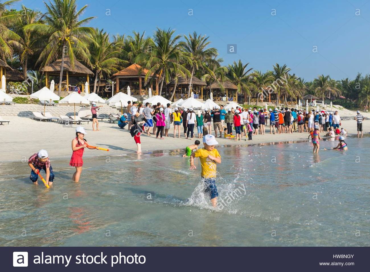 Doc Let Beach The South-Central Coasts and Highlands, Asia Vietnam Girl Central Vietnam Stock Photos & Asia Vietnam Girl ...
