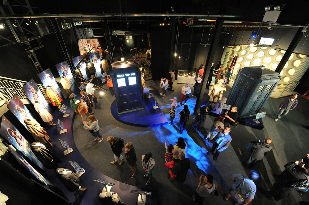 Doctor Who Experience Cardiff, Doctor Who Experience in Cardiff Cardiff County - At last, an ...