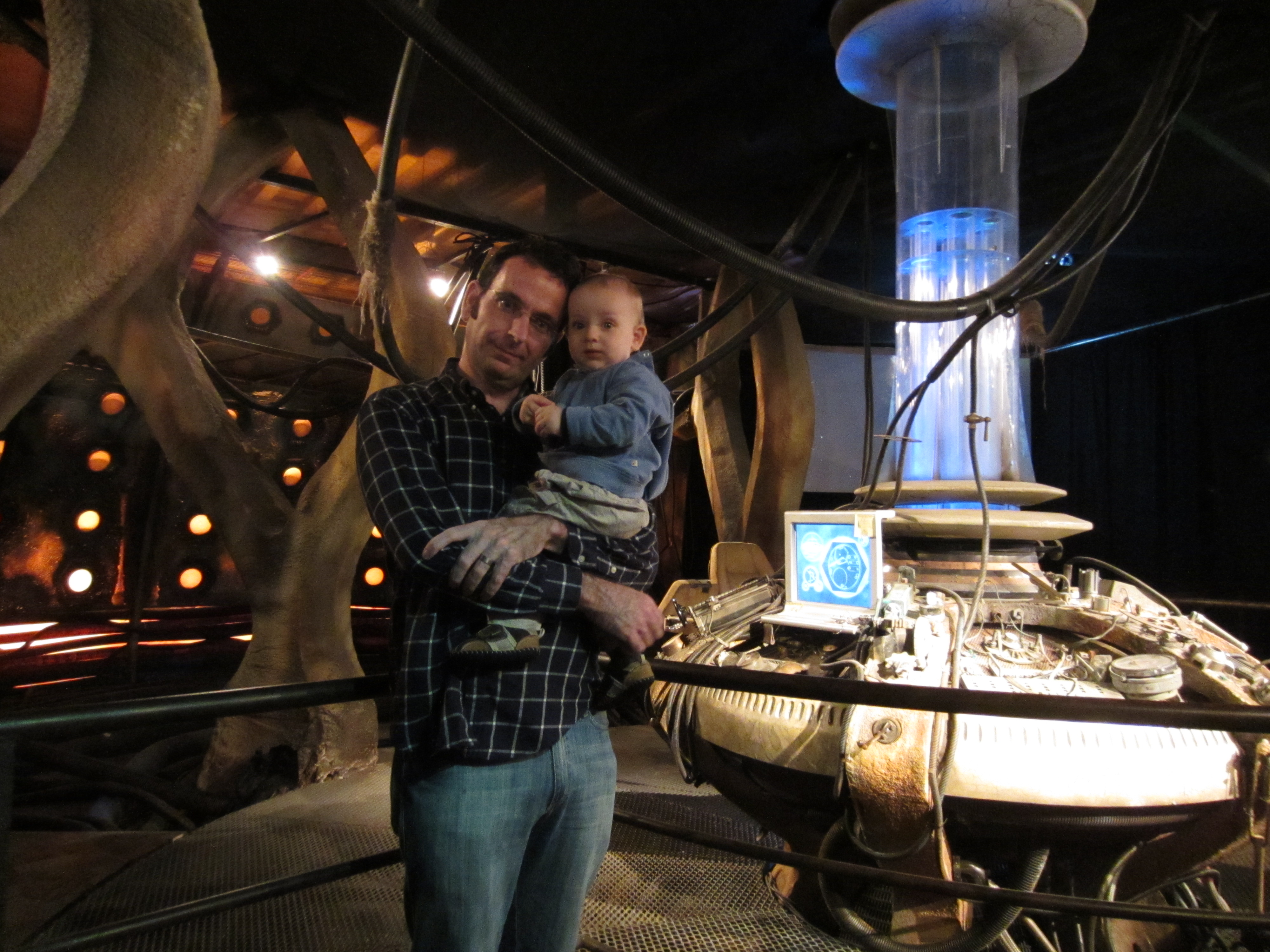 Doctor Who Experience Cardiff, Geeked Out in Cardiff: The Doctor Who Experience Family Travel Tips