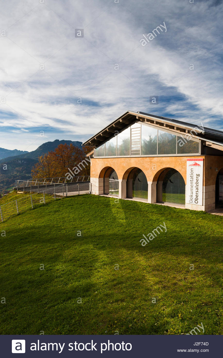 Dokumentation Obersalzberg The Bavarian Alps, Obersaltzberg Stock Photos & Obersaltzberg Stock Images - Alamy