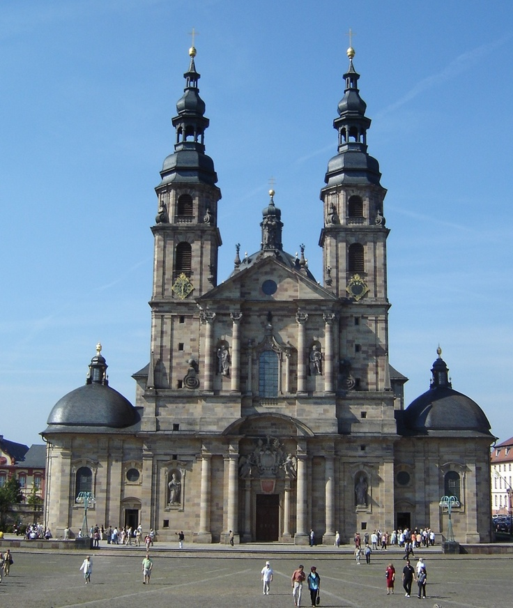 Dom zu Fulda The Fairy-Tale Road, Best 25+ Fulda ideas on Pinterest | Germany destinations, Bavaria ...