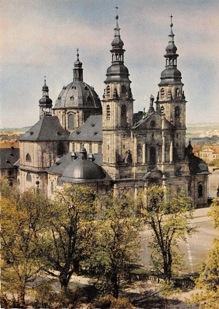 Dom zu Fulda The Fairy-Tale Road, 37 best Fulda, Where I was born!! images on Pinterest | Germany ...
