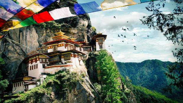 Dosu Goemba Bhutan, Bhutan: Shrouded in mystery and magic, this is the last great ...
