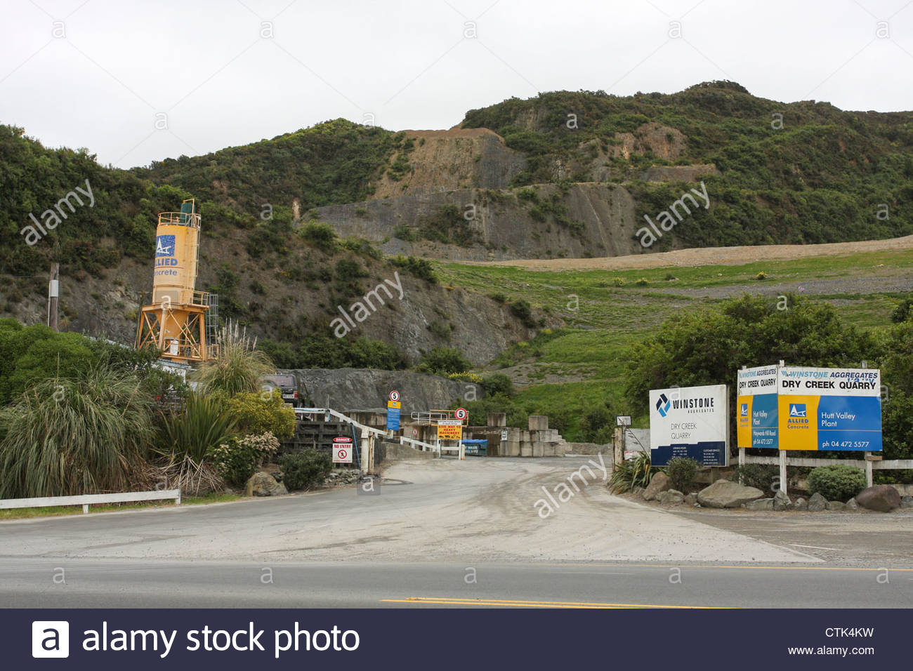 Dry Creek Quarry Wellington and the Wairarapa, Wellington New Zealand, Dry Creek Quarry Lord of The Rings filming ...