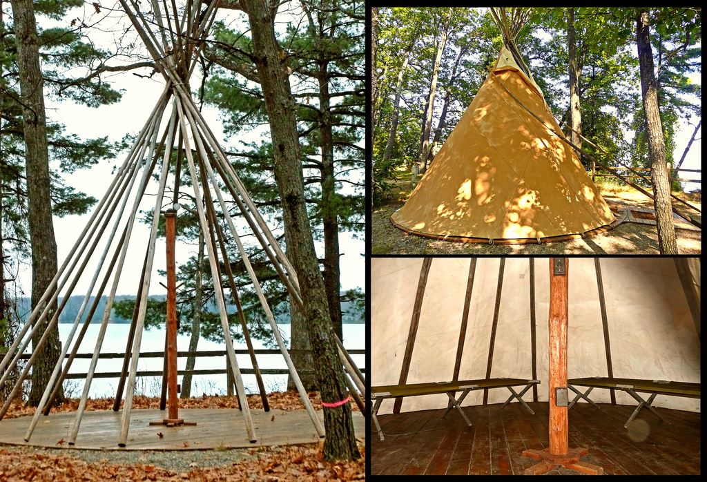 East Benton County Historical Museum Tri-Cities, Rent-a-Tipi -- At the Interlochen State Park | You can rent … | Flickr