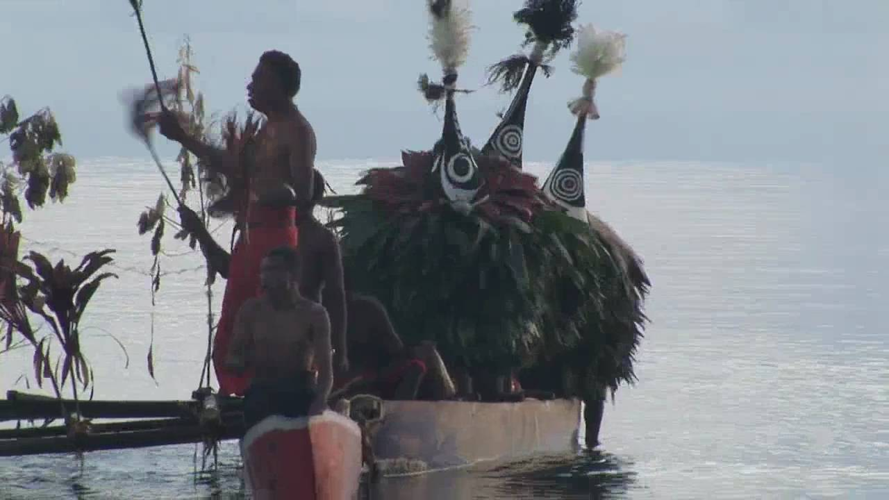 East New Britain Historical & Cultural Centre Kokopo, Kinavai Ceremony at Kokopo Beach - East New Britain - YouTube