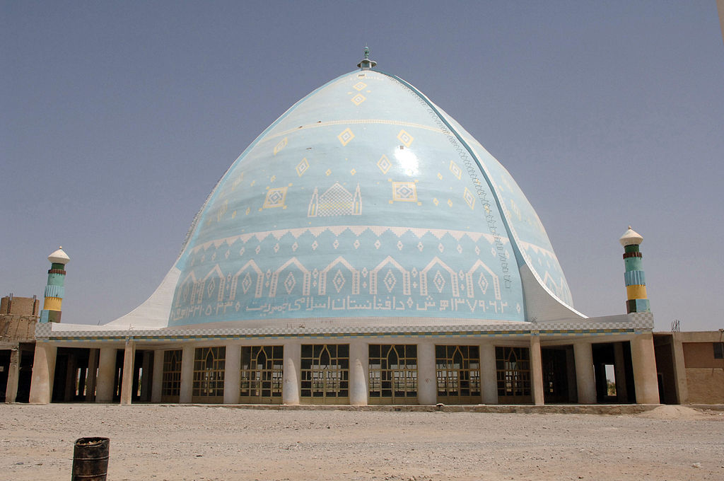 Eid Gah Mosque Kandahar, A front view of the Mosque of the University of Kandahar | Mosques ...