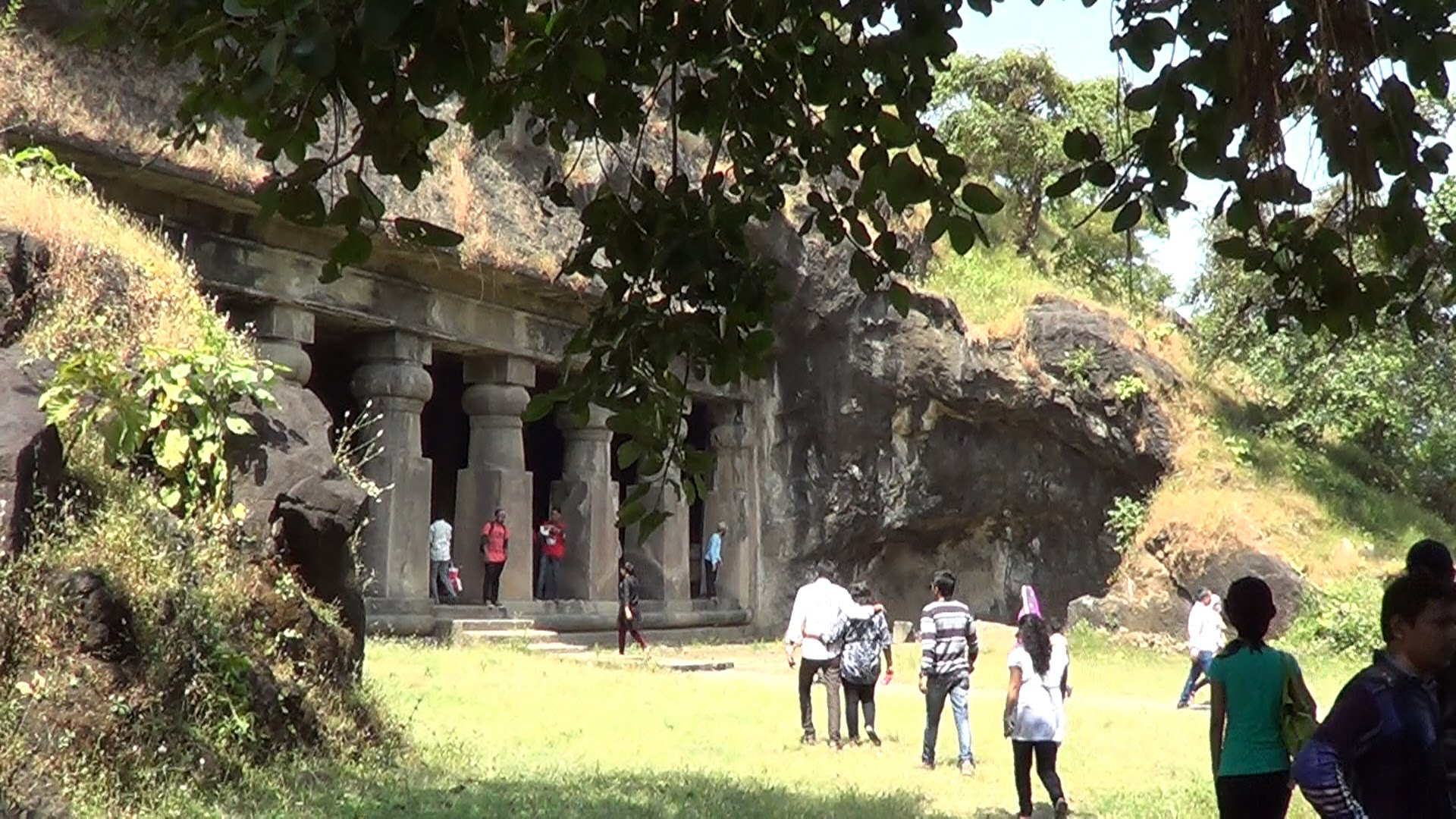 Elephanta Island Mumbai, Elephanta Caves, Mumbai - YouTube