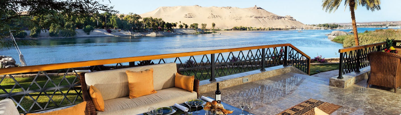 Elephantine Island Aswan, Mövenpick Resort Aswan | Resort on Elephantine Island