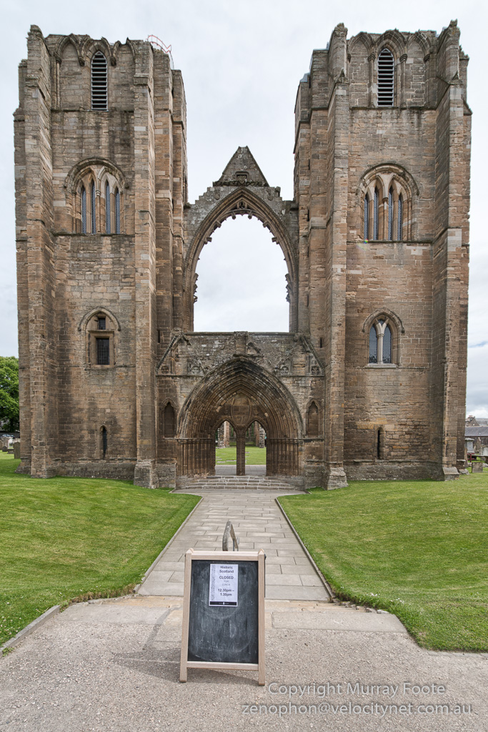 Spynie Palace Aberdeen and the Northeast, Spynie Palace and Elgin Cathedral « Murray Foote