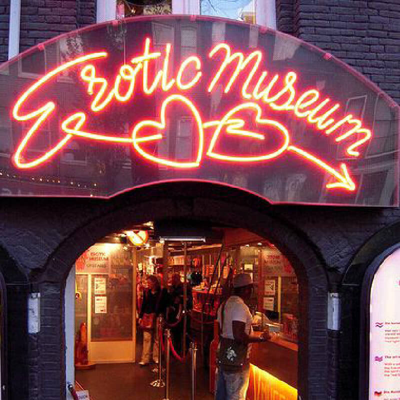 Erotic Museum Amsterdam, Pay a visit to the Erotic Museum! | Tours & Tickets