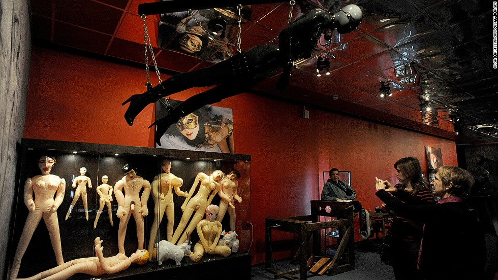 Erotic Museum Amsterdam, Sex museums: A global guide | CNN Travel
