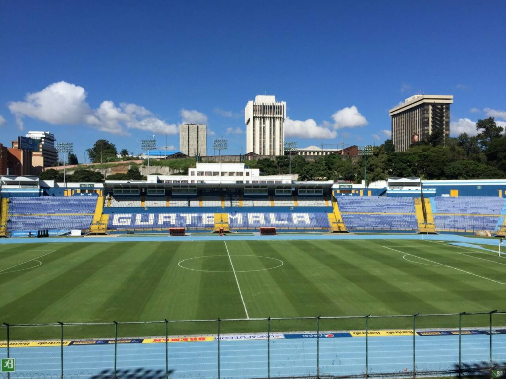 Estadio Nacional Mateo Flores Guatemala City, US Back to World Cup Qualifying Grind in Guatemala: The TYAC ...
