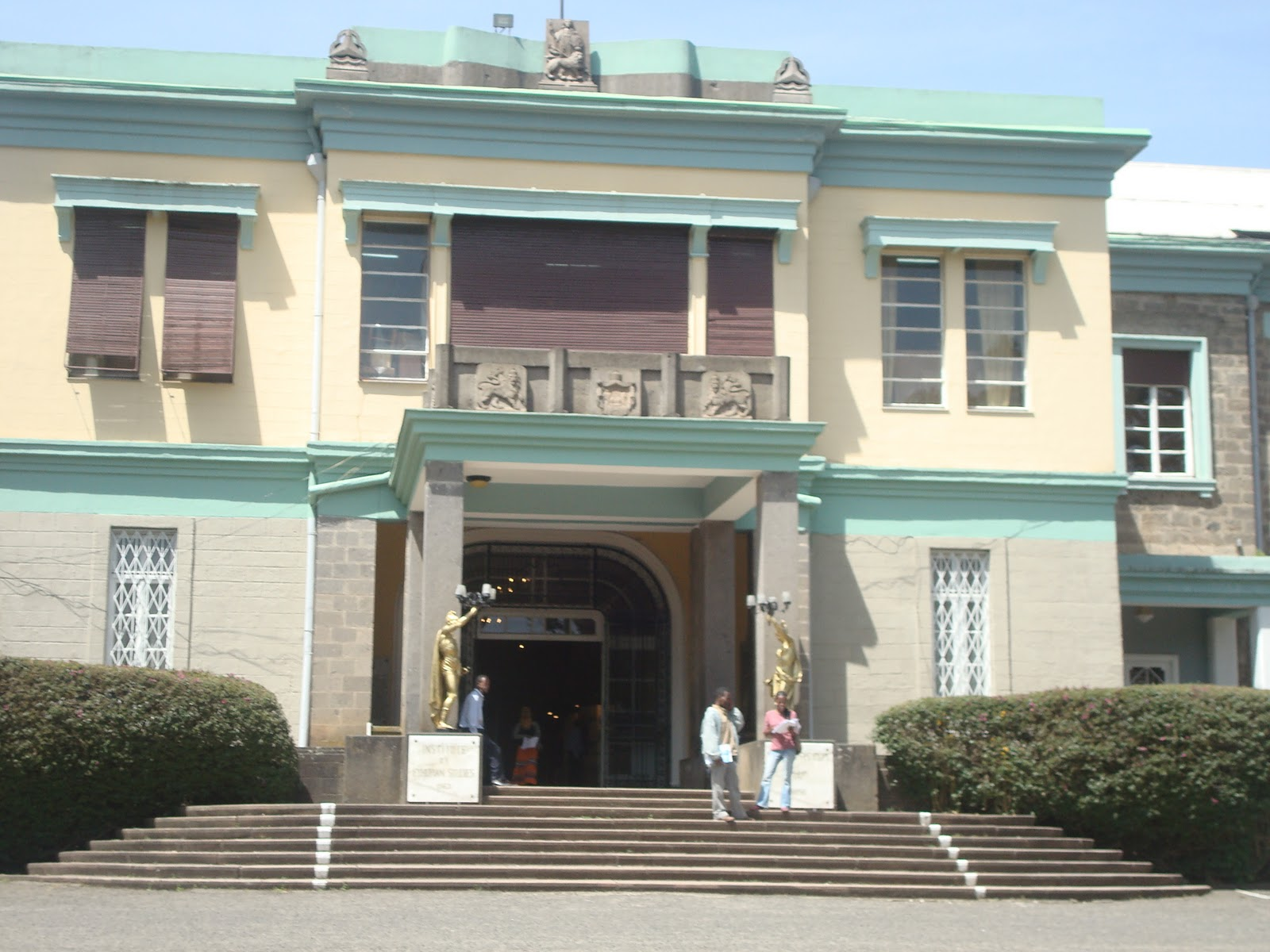 Ethnological Museum Addis Ababa, Cultural life | AllAboutAddis