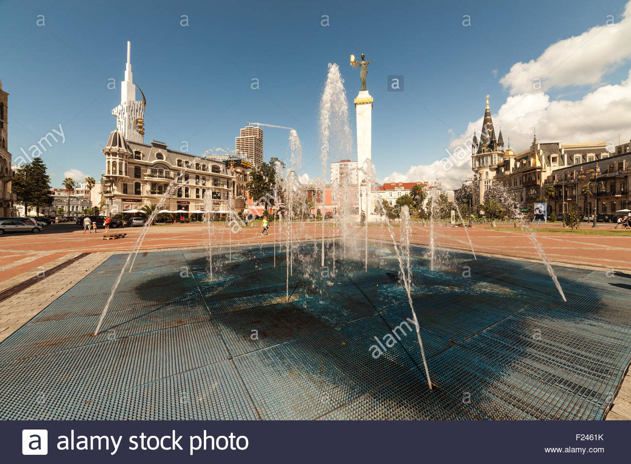 Evropas Moedani Batumi, Moedani Stock Photos & Moedani Stock Images - Alamy