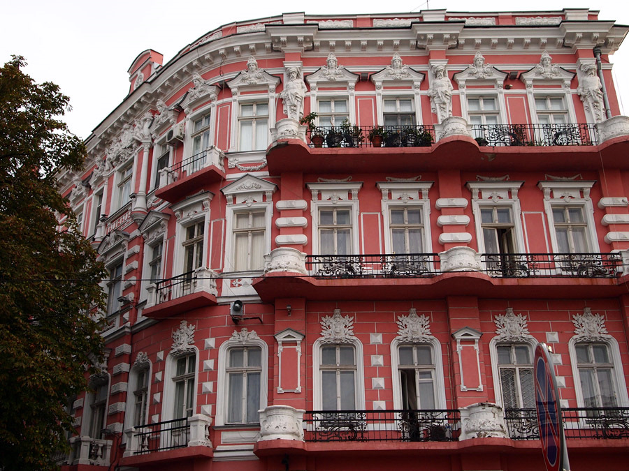 Falz-Fein House Odesa, Pyrohiv Museum - The National Museum of Folk Architecture and ...