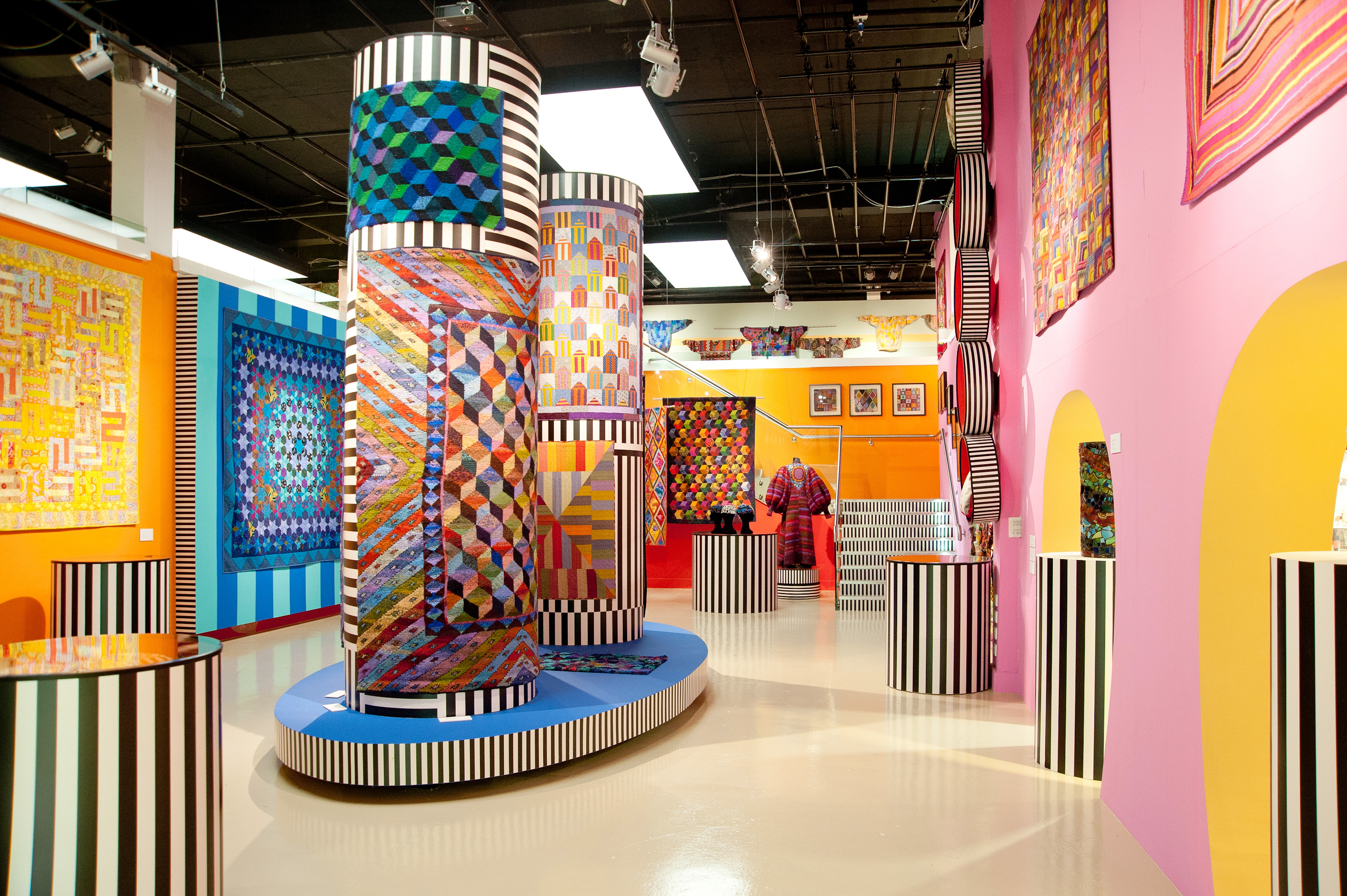 Fashion and Textile Museum London, A LIFE IN COLOUR: Kaffee Fassett interview – Wonderland