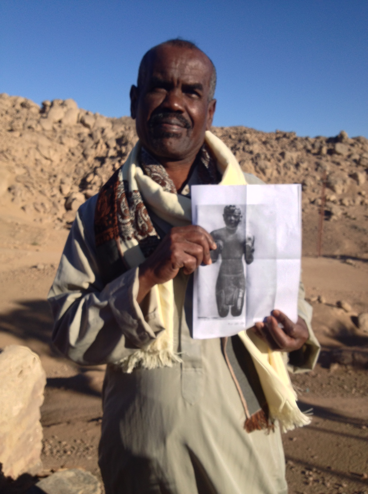 Fekra Aswan, Songs on the Nubian minibus | thebabaproject
