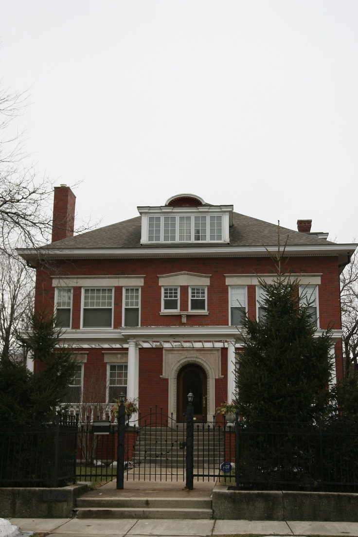 Field Museum Chicago, The home of Minister Louis Farrakhan in the Kenwood community ...