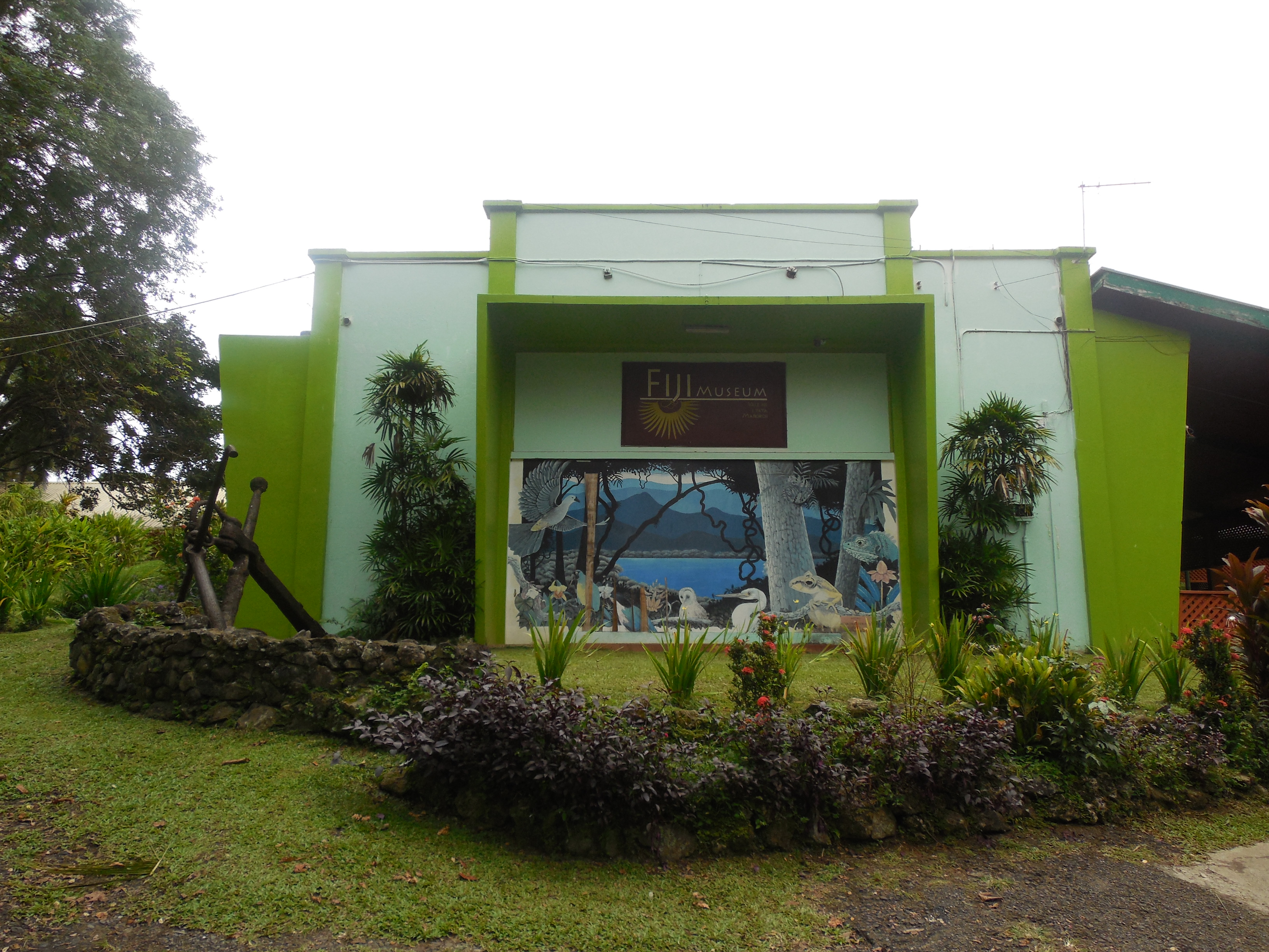 Fiji Museum Suva, The Fiji Museum | She Is Going Places