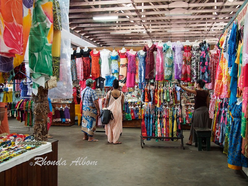 Flea Market Apia, Colorful Samoa Apia Flea Market Find a flea Market ...