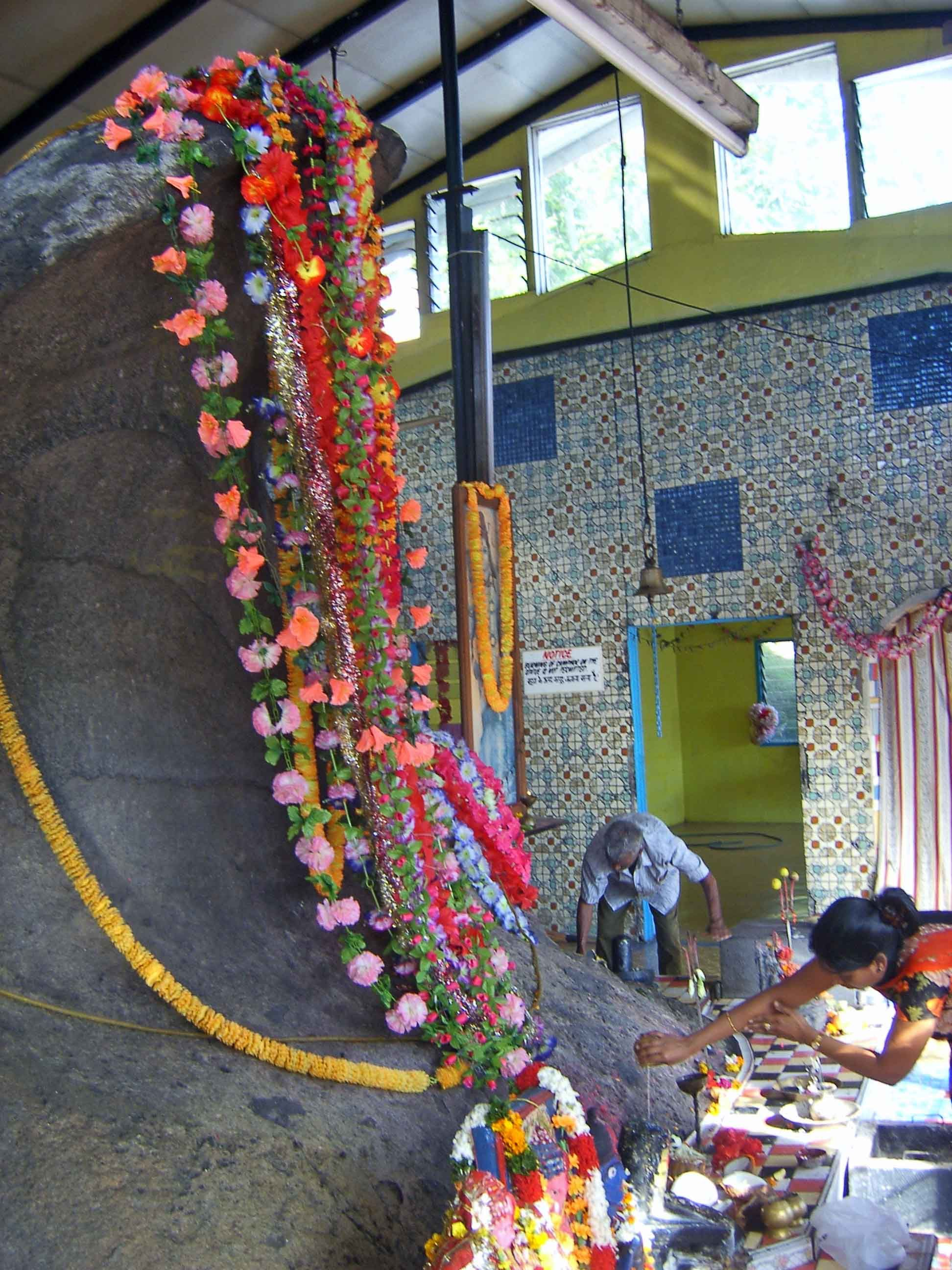Naag Mandir Temple Around Labasa, Floating Islands and Snake Temples: Miracles and Legends in Labasa ...