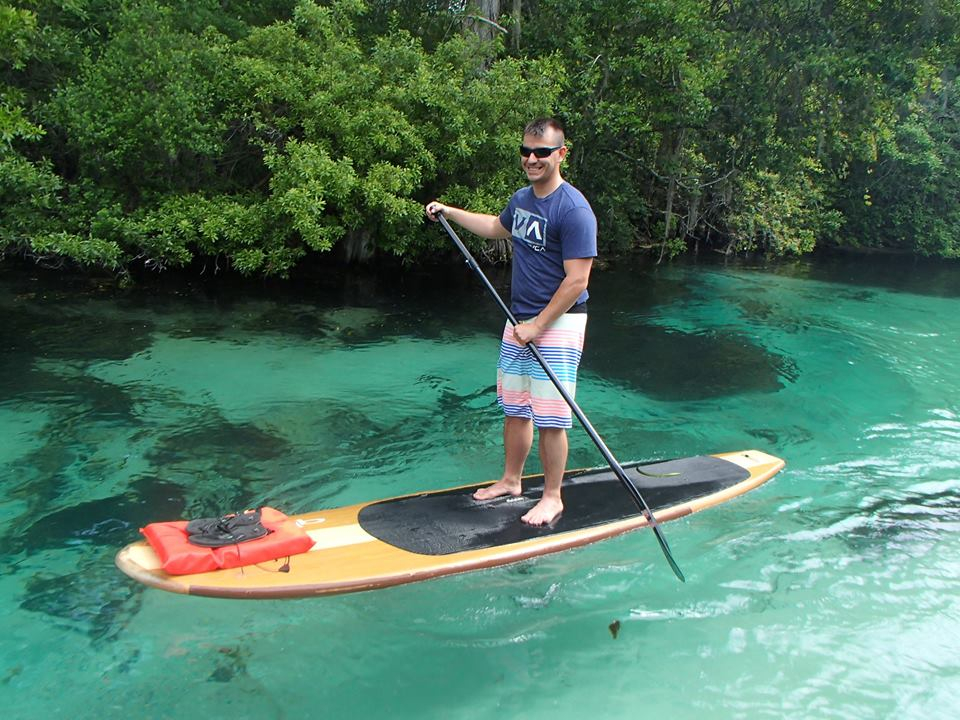 Flume Gorge The White Mountains, North Tampa Guided Paddleboard Tours | SUP Eco Tours on the Weeki ...