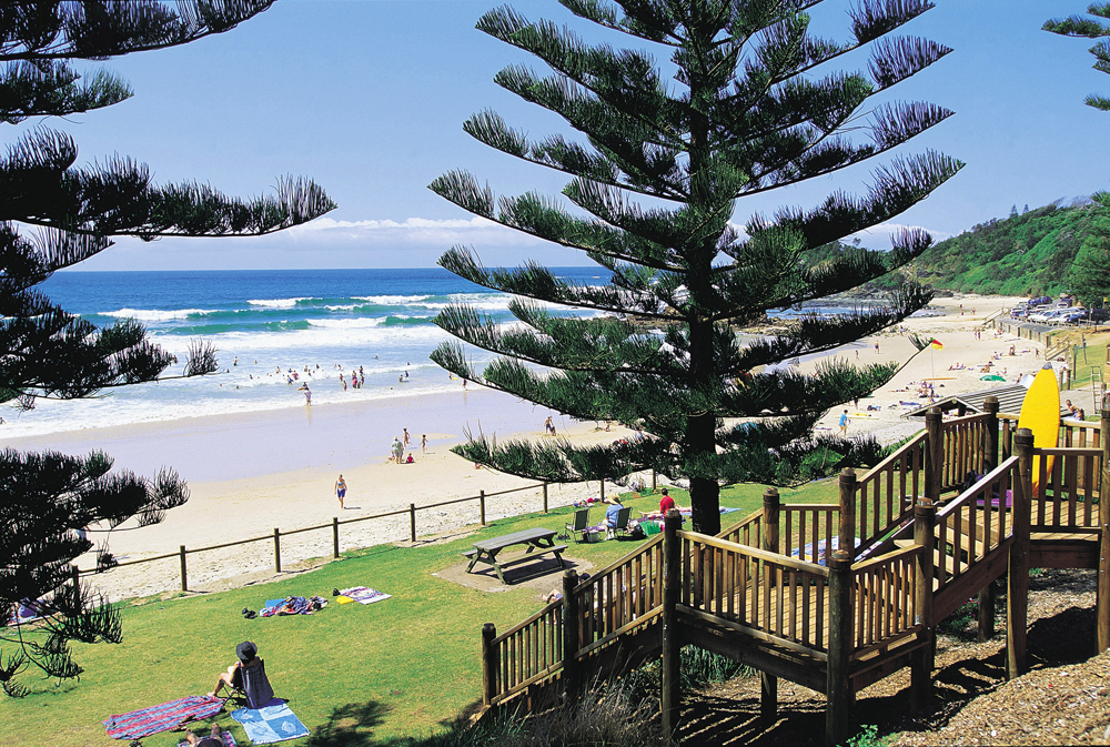 Flynn's Beach Port Macquarie, Port Macquarie Accommodation - Photo and Video Gallery
