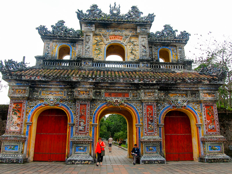 Forbidden Purple City Hue, 5 Things to Do in the Imperial City of Hue, Vietnam