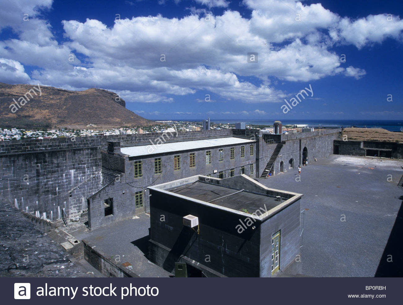 Fort Adelaide Port Louis, Fort Adelaide also called