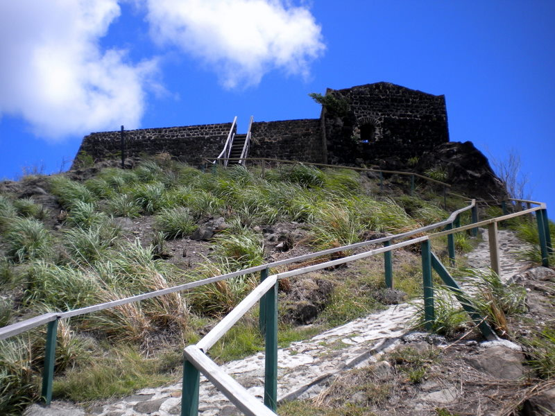 Fort Charlotte Castries, Fort Rodney - St.Lucia, The Earth's Hidden Treasure