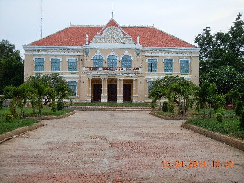 French Governor's Residence Kompong Thom, The Bungalow Heritage Homestay