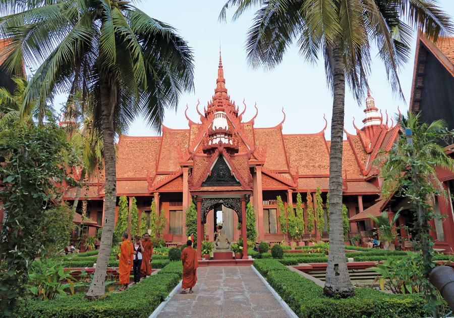 French Governor's Residence Kompong Thom, Incentive Cambodia 15 days | Mekong Heritage Travel