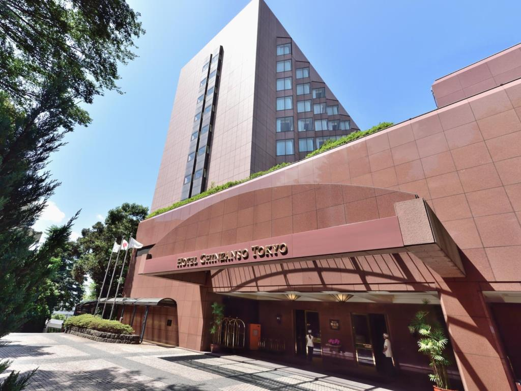Fuji TV Building Tokyo, Best Price on Hotel Chinzanso Tokyo in Tokyo + Reviews!