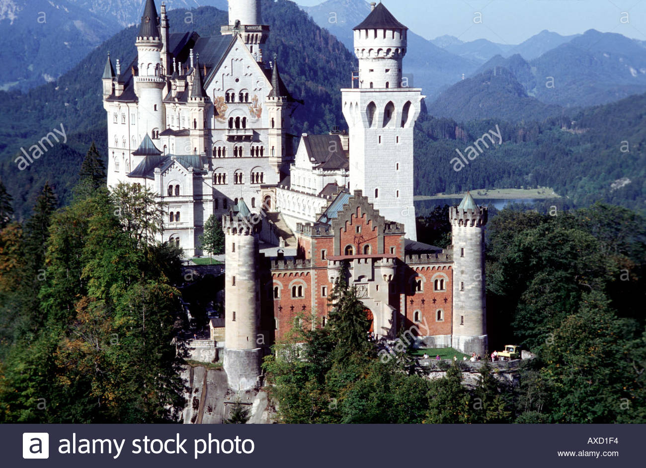 Schloss Steinau The Fairy-Tale Road, Fairy Tale Road Germany Stock Photos & Fairy Tale Road Germany ...