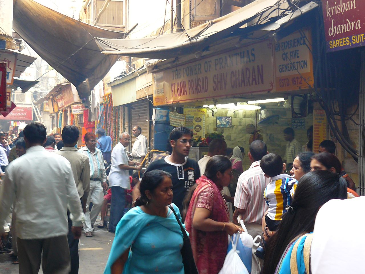 Gali Paranthe Wali Delhi, Move over the Paranthe wali gali; here are 5 places to dig into ...