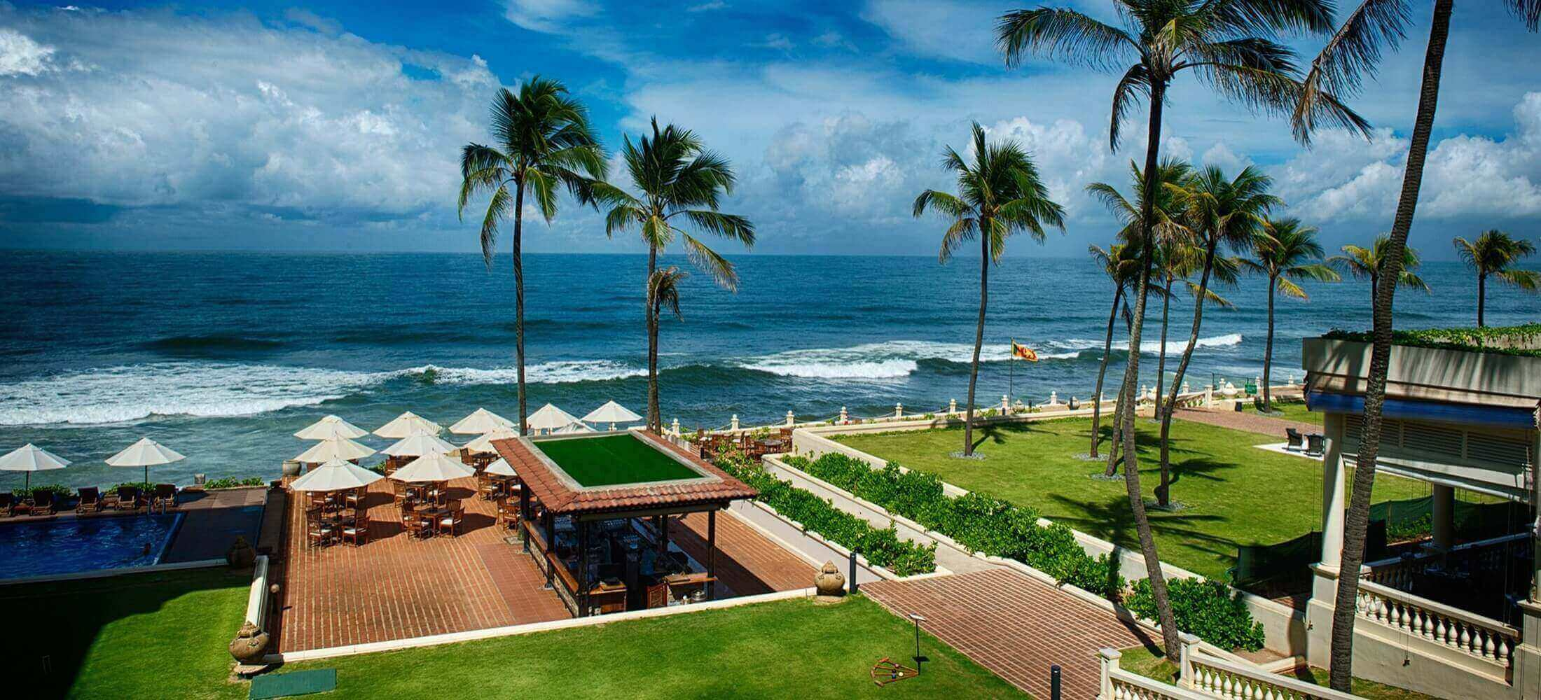 Galle Face Green Colombo, Galle Face Hotel Colombo | OFFICIAL SITE | Seafront Hotel Sri Lanka