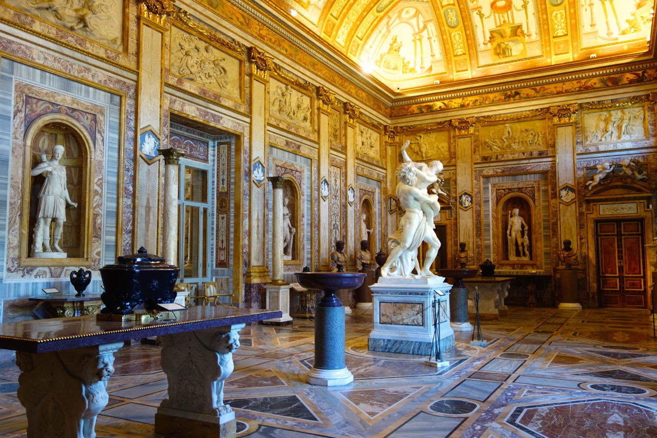 Galleria Borghese Rome, Galleria Borghese - Everything you need to know