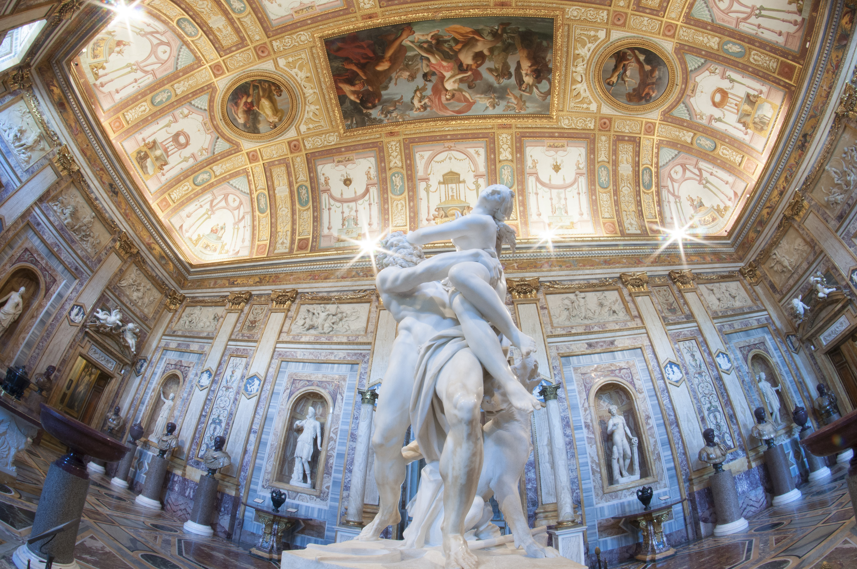 Galleria Borghese Rome, Borghese Week: March 31 to April 6, 2014   Walks of Italy Blog